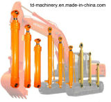 O cilindro de Caterpillr do fabricante de Cat225 Cat235 Wolesale para a bomba hidráulica da máquina escavadora da oferta do fornecedor de China da máquina escavadora parte o cilindro do crescimento