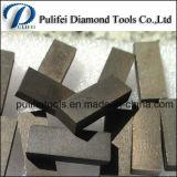 Гранит вырезывания диаманта каменный увидел этап лезвия для изготовления блока