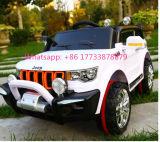 Conduite électrique d'enfants promotionnels de cadeau de jouet de la jeep RC sur le véhicule