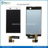 Visualización de pantalla a estrenar original del LCD para Sony Xperia M5/E5603