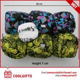 熱いPVC柔らかいお手玉、Beanball、記念品およびギフトのためのラグビーのボールをごまかしている子供