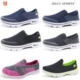 新しい方法様式の人の女性の通気性の偶然の余暇の靴