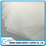 Tissu non-tissé de Humide-Pose d'animal familier matériel de circuit principal de filtre à air