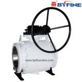 Alta qualità di Byfine della valvola a sfera della Cina con il corpo di acciaio del getto di Wcb A105