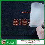 Vinyl van de Overdracht van de Hitte van pvc van de Schil van Qingyi het Gemakkelijke voor Textiel