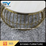 居間の家具のフォーシャンでなされる円形のコーヒーテーブル