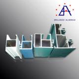 Aluminiumprofil für Fenster und Zwischenwand