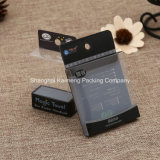 Pantone Farben-Drucken flacher Belüftung-Plastikverpackung Belüftung-Kasten
