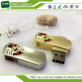 Itens promocionais Mini USB Swivel USB Stick