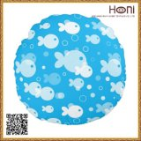 中国の製造の卸売の新しいデザイン円形のビーチタオル