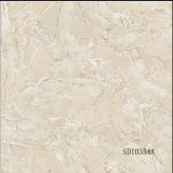 Mattonelle di pavimento Polished piene lustrate marmo