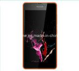 2.5D는 명확한 강화 유리 스크린 프로텍터 Nokia 535를 위한 고품질 HD 투명한 반대로 충격을 완전히 한다