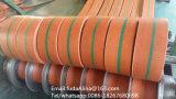Cor lisa da laranja da correia de transmissão