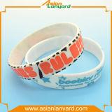 Großhandelsform-Andenken-SilikonWristband