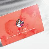 Pmaの放射線防護のカードはEmrからミイラおよび赤ん坊を保護する