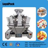 Automatische duftende Tee-Verpackungsmaschine mit dem Multihead Wäger hergestellt in China