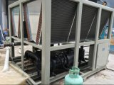 De Lucht R410A 263000kcal koelde Industriële die Harder voor het Koelen van de Drank wordt gebruikt