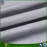 Ignifuges de toile de polyester noircissent à l'extérieur le tissu de rideau pour le textile à la maison
