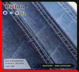 tissu de denim de coton de sergé de la mèche 9.8oz pour des jeans