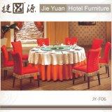 Moderner Metallhotel-Gaststätte-Gast, der Stuhl (JY-F06, speist)