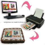 ケーキキャンデーのインクジェットスプレーの食用の印刷インキのペンキ