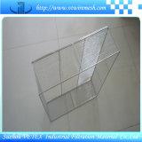 Cesta del acoplamiento usada para el lavadero
