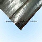 Выбитый материал изоляции пролома фольги XPE термально