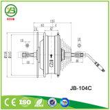 Motor sin cepillo del eje de Ebike de la rueda trasera de Jb-104c 36V 500W