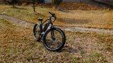 """350W da bicicleta elétrica da praia da bateria de lítio do frame liga da E-Bicicleta En15194 26 da """" indicador sem escova MEADOS DE Ebike do LCD do motor"""