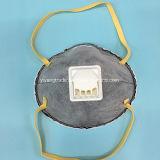 Máscara disponible del respirador de la seguridad del virus anti con el carbón y la válvula activos