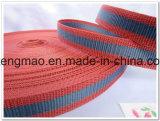 "450d 1.25 "" rotes Poypropylene gewebtes Material für Beutel"