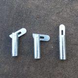 フレームの足場の足場システム適切なロックPinの十字の波カッコのコネクター