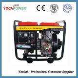 電気Air-Cooled 5kVAディーゼル発電機セット