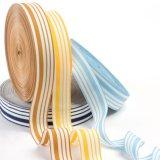Het vijf-Kleuren Lint van de Polyester van de Draad