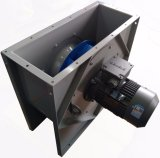 냉각 배출 환기 산업 뒤에 구부려진 원심 송풍기 (500mm)