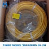 Dn25 tubos plegables de 1 pulgada para el uso del gas