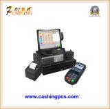 Hochwertiges Positions-Systems-Supermarkt Positions-Bargeld-Fach für Einzelhandelsgeschäft