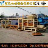 Qt4-15 het volledig Automatische Blok die van het Cement van het Hydraulische Systeem Concrete Machine maken