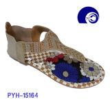 Madame unique supérieure Women Sandal de PVC d'unité centrale