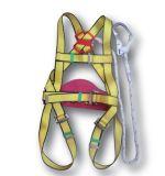 Harnais de Fullbody de protection de chute avec la norme ANSI de la CE