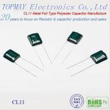 최신 판매 0.47UF Cl11 Mylar 축전기