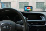 Навигация GPS отслежывателя камеры DVR автомобиля вид сзади 1080P WiFi