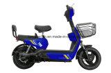 10 moto électrique de batterie au lithium de pouce 350W500W 800W avec des pédales/bon marché scooter d'E