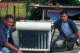 9000-36000BTU de gespleten Airconditioning van de ZonneMacht van de Omschakelaar Hybride