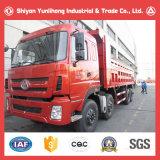 Carro de vaciado pesado del volquete de China 8X4 340HP