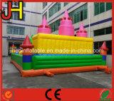 Chariot gonflable gonflable pour enfants du parc d'attractions de haute qualité pour enfants