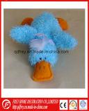Het kleurrijke Stuk speelgoed van de Eend van de Pluche voor de Gift van de Bevordering van Kerstmis