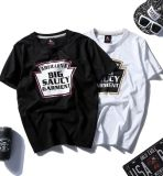 Camiseta de s de los nuevos del comercio exterior de la marea de la marca de fábrica hombres de la personalidad '