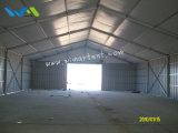 500 Quadratmeter galvanisierten Isolierstahlblech-industrielles Zelt