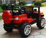 Véhicules de jeep de gosses avec deux moteurs et batteries 12V